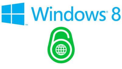 Windows 8 frente a IPv4 e IPv6. A fondo