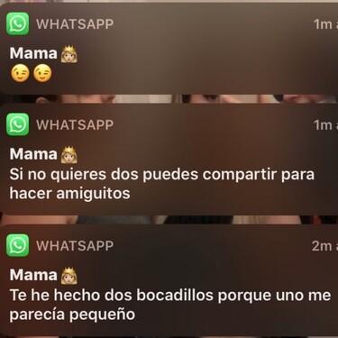 El Whatsapp de una madre el primer día de colegio que demuestra que, aunque los hijos crezcan, siempre serán nuestros chiquitines