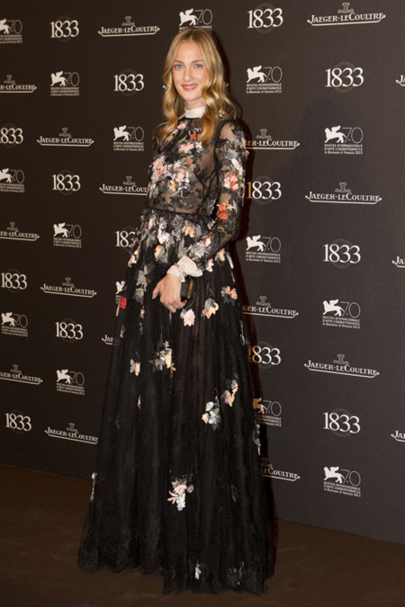 Eva Riccobono look Venecia