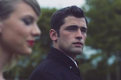 ¿Quién es Sean O'Pry, la perfecta pareja de Taylor Swift en su nuevo videoclip?