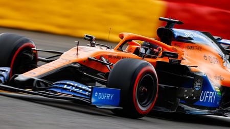 Sainz Spa F1 2020