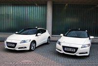 Honda CR-Z, presentación y prueba en Holanda (parte 1)