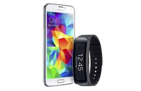 Galaxy S5 Gear Fit