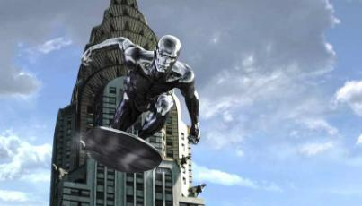 Silver Surfer, el spin-off que no arranca