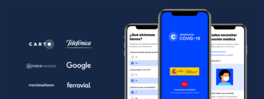 AsistenciaCovid19: Sanidad se une Telefónica, Google y varias startups tecnológicas para ofrecer diagnósticos a través del móvil