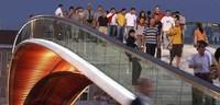 Mala pata para el puente de Calatrava en Venecia