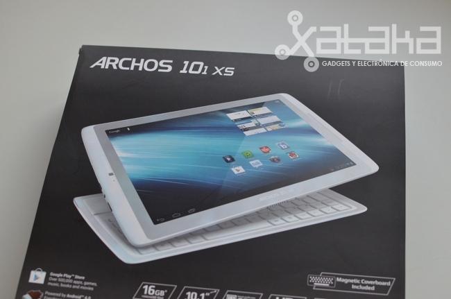 Foto de Archos 101 XS análisis (16/38)