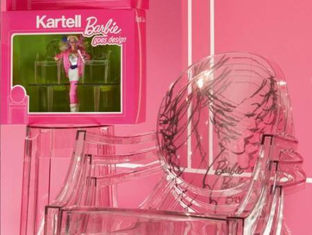 kartell barbie 2