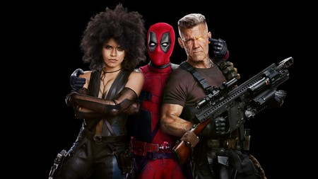 Deadpool 2 Cable Domino