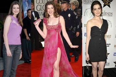 La metamorfosis de las (ahora) reinas del estilo