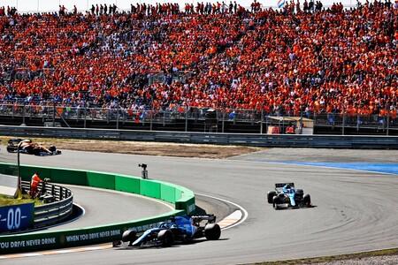 Alonso Zandvoort F1 2021