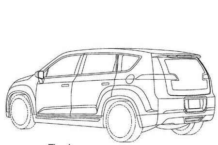 Chevrolet Volt MPV 3
