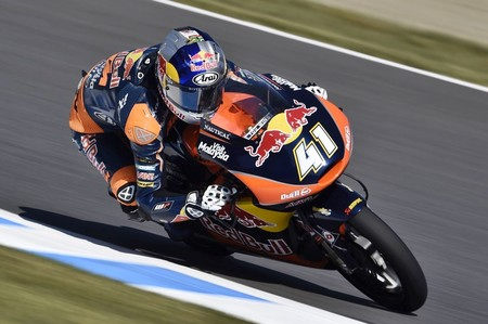 Brad Binder Moto3 Gp Japon 2016