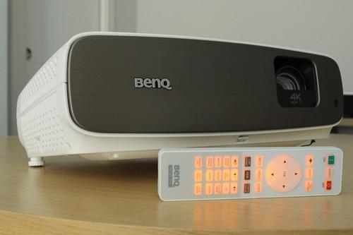 BenQ W2700 4K, análisis: resolución 4K y buena calidad de imagen si cuentas con una sala dedicada