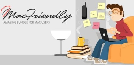 MacFriendly 3 Software Bundle, oferta de programas para Mac