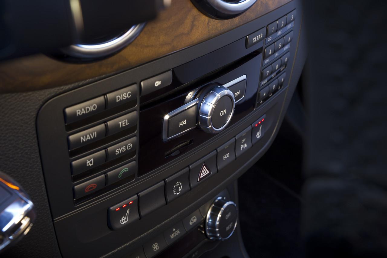 Foto de Mercedes-Benz Clase B (70/104)