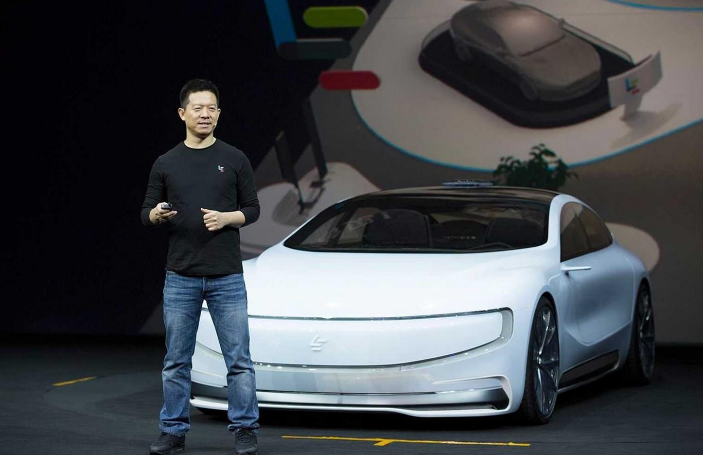 El fundador de Faraday Future, la empresa que quiso rivalizar con Tesla, se declara en bancarrota técnica