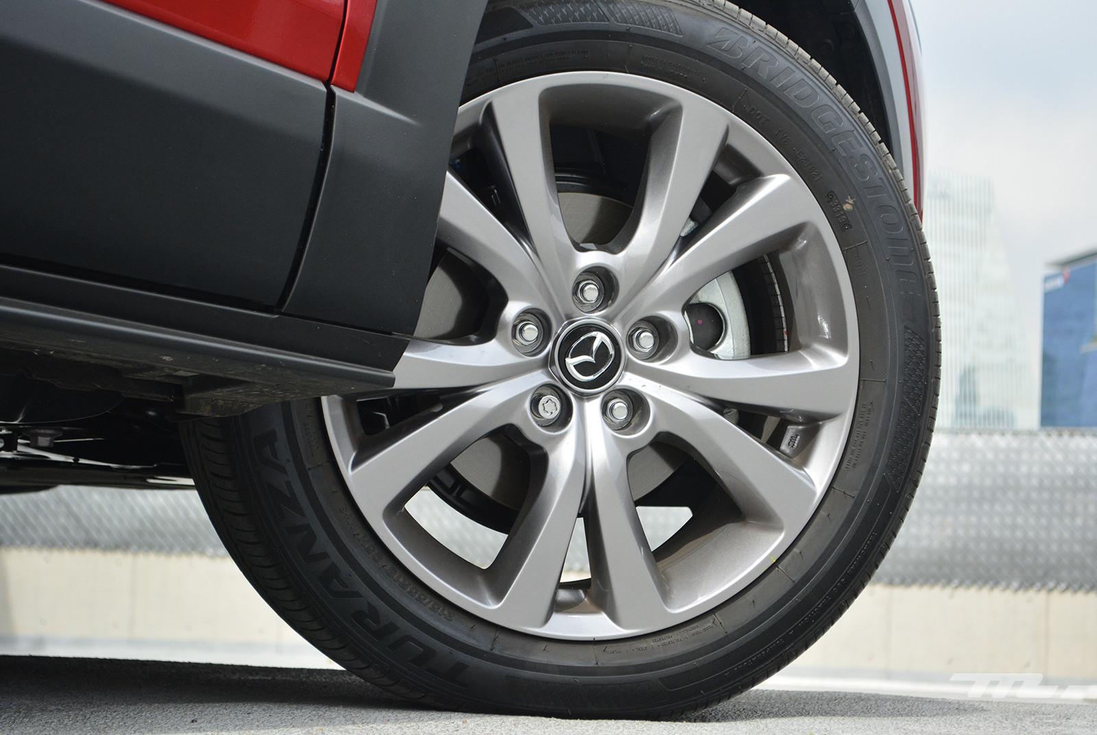 Foto de Mazda CX-30 (prueba) (16/25)