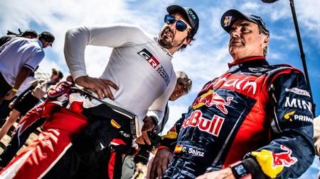 Alonso Sainz Dakar 2020