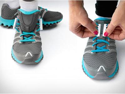Atarse los cordones se ha pasado de moda con este invento