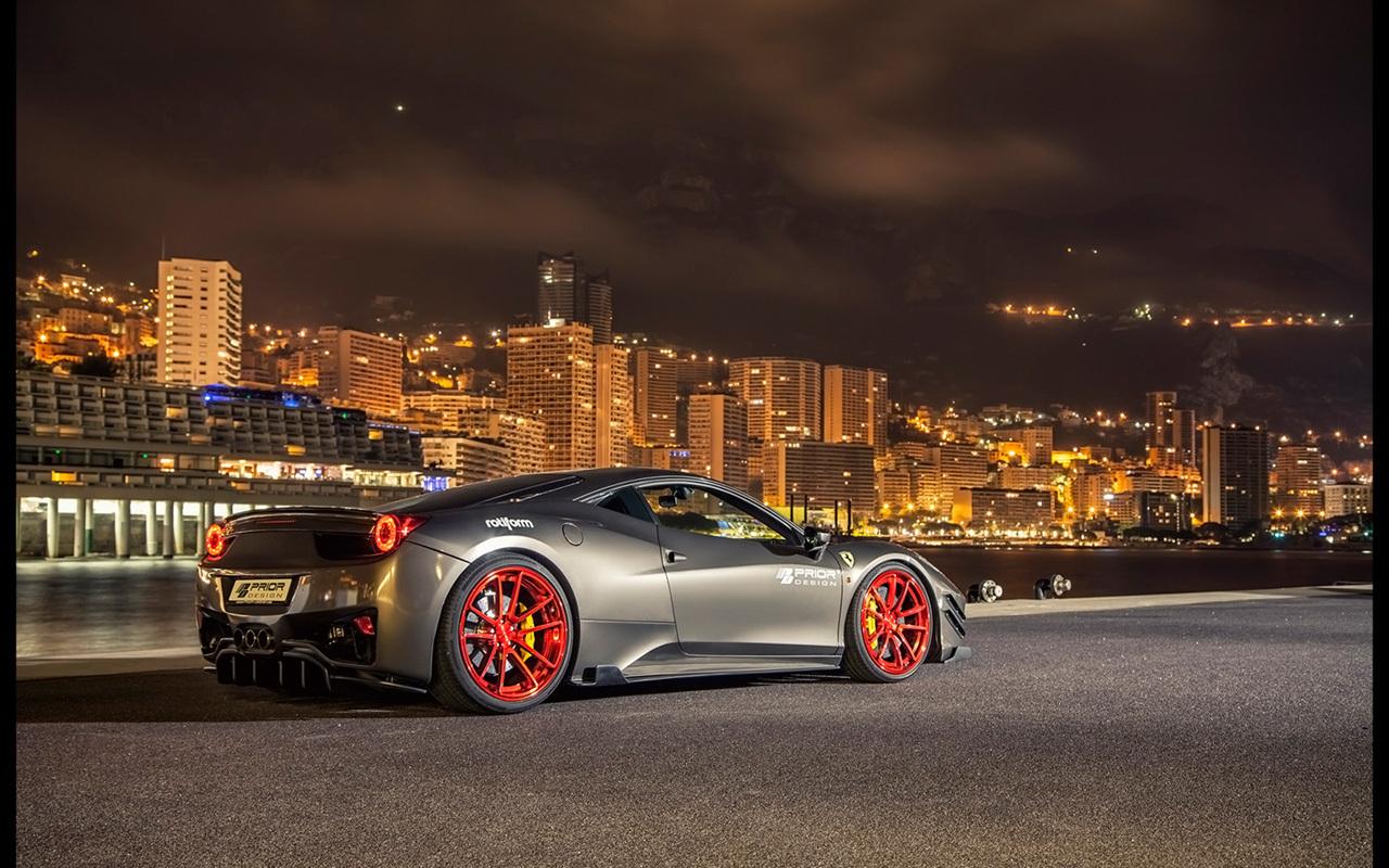Foto de Ferrari 458 Italia PD458 by Prior Design (9/14)