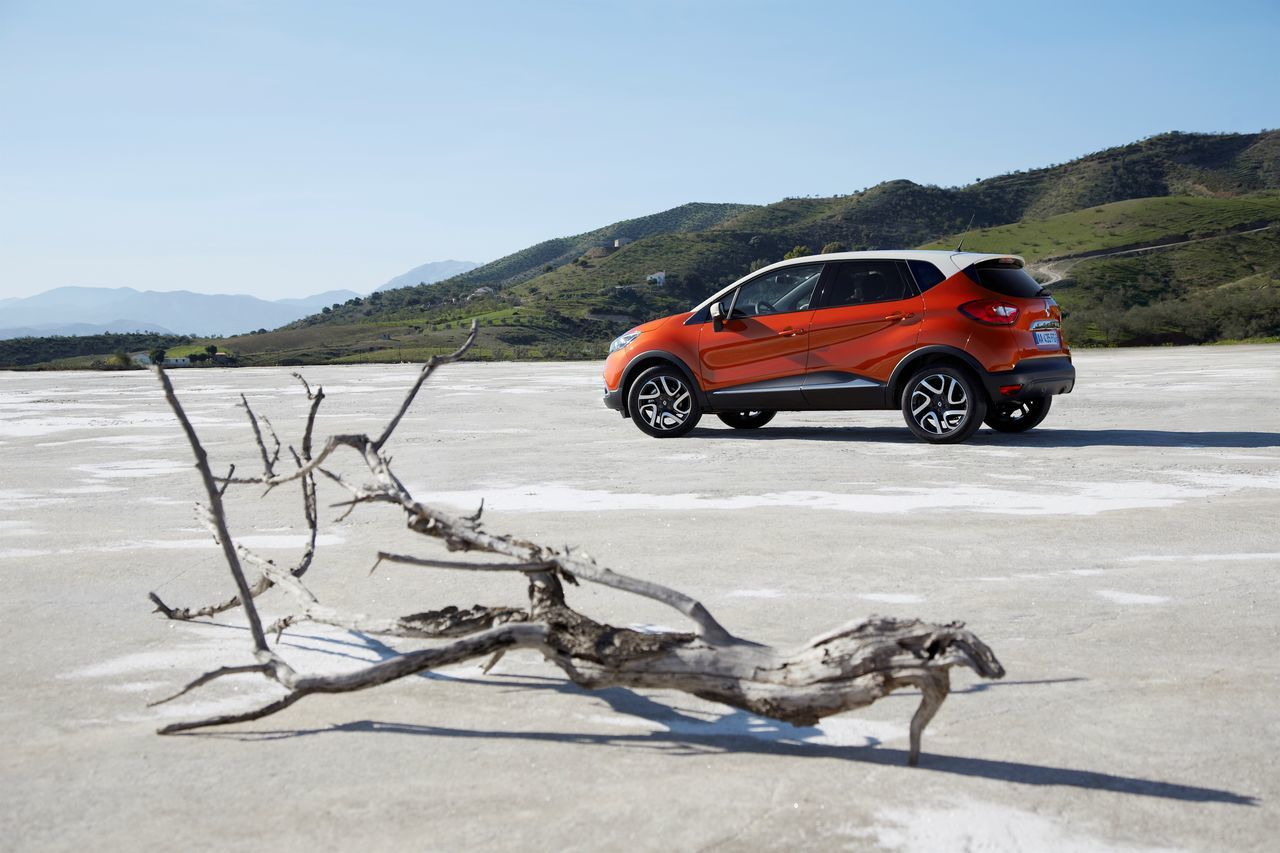 Foto de Renault Captur (6/16)