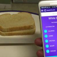 SmartPlate, el plato que controla lo que te vas a comer