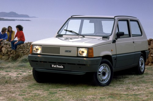 Sencillo, práctico y sin pretensiones: así diseñó el Fiat Panda Giorgetto Giugiaro mientras estaba de vacaciones