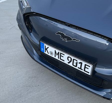 Ford Mustang Mach-E parrilla delantera