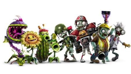 Prepárate para jugar este 14 de enero la Beta Multiplayer de Plants VS. Zombies garden Warfare 2