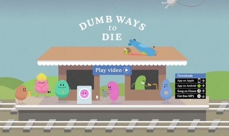Maneras idiotas de morir (Dumb ways to die) en los trabajos (parodia sobre el mundo de la publicidad)
