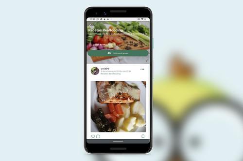 Probamos 'MyRealFood': la aplicación de Carlos Ríos para mejorar nuestros hábitos alimentarios