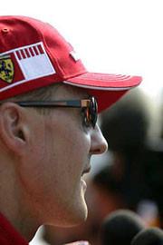 Nürburgring tendrá la curva Schumacher