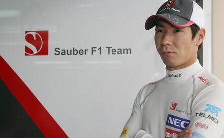 Kamui Kobayashi podría volver a Sauber este mismo 2014