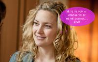 ¿Kate Hudson, casada en secreto? ¡Eso no vale, tramposa!