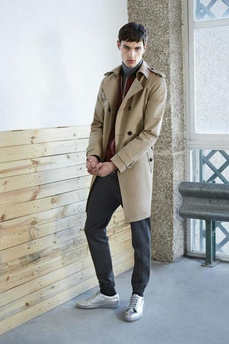 Zara Man September Lookbook 2014