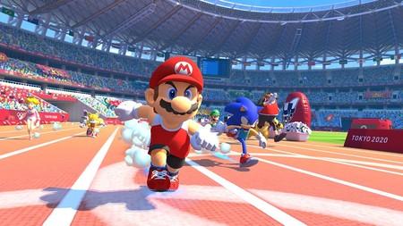 SEGA anuncia cuatro videojuegos de los Juegos Olímpicos de Tokyo 2020, entre ellos Mario & Sonic at the Tokyo Olympics