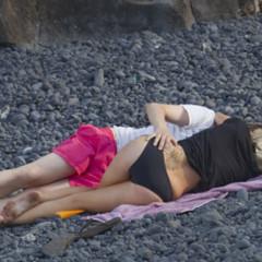Foto 2 de 5 de la galería lady-gaga-y-speedy-en-hawaii en Poprosa