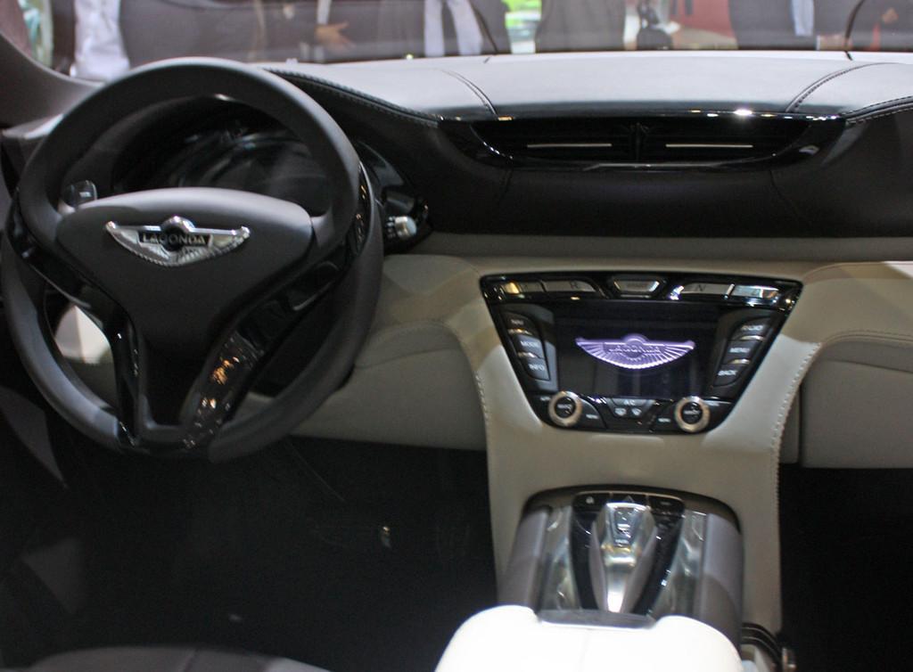 Foto de Aston Martin, el retorno del Lagonda  (5/9)