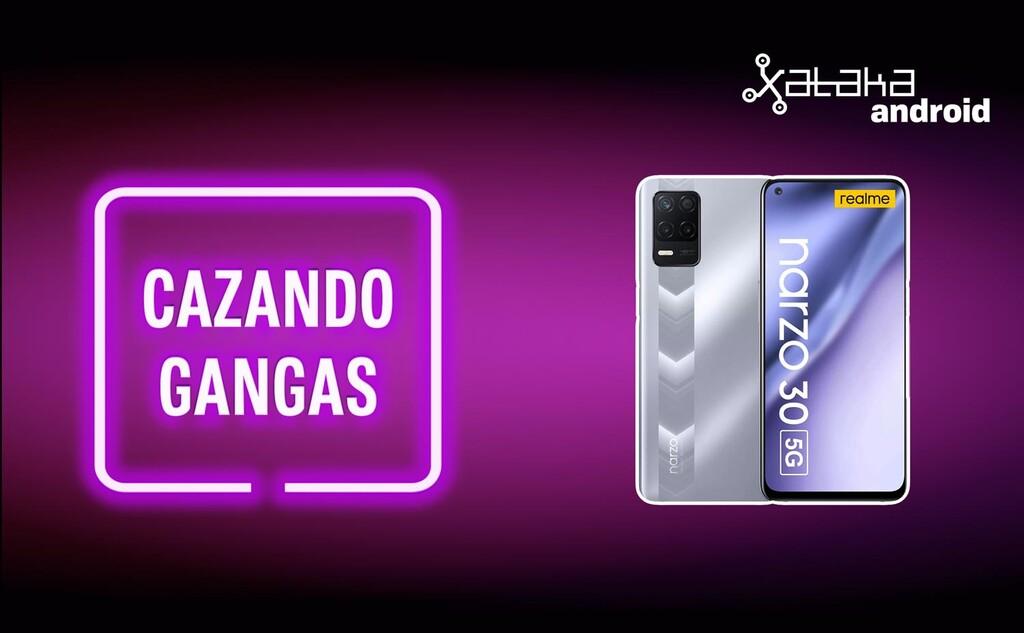Cazando Gangas: Realme Narzo 30 5G a precio de escándalo, Xiaomi Mi 10T Lite muy rebajado y más ofertas