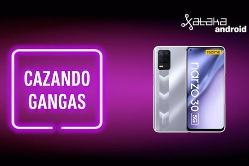 Cazando Gangas: Xiaomi Mi 10T Lite a precio de escándalo, Realme Narzo 30 5G muy rebajado y más ofertas