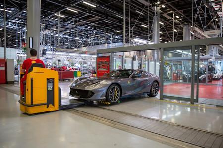 Ferrari Regresa A La Normalidad 2