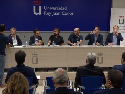 La Universidad Rey Juan Carlos acoge dos mesas redondas sobre esports