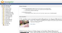Newsgator añade pequeñas mejoras