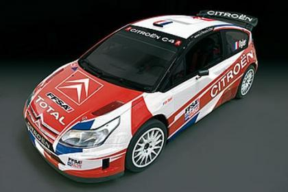 Sébastien Ogier ya tiene su C4 WRC para Gales