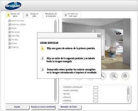 Simulador De Ambientes De Bruguer