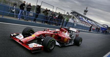 Raikkonen Jerez F1 2014