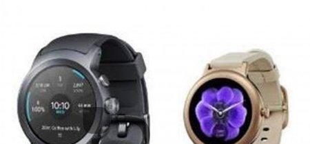El LG Watch Sport, primer smartwatch con Android Pay, costaría 349 dólares