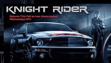 La nueva serie de Knight Rider, para el próximo otoño