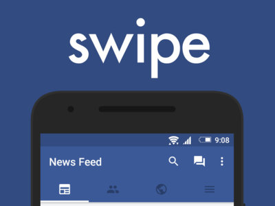 Swipe, una excelente alternativa a la aplicación de Facebook